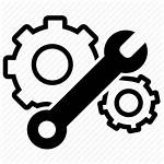 Mechanical Icon Settings Icons Data