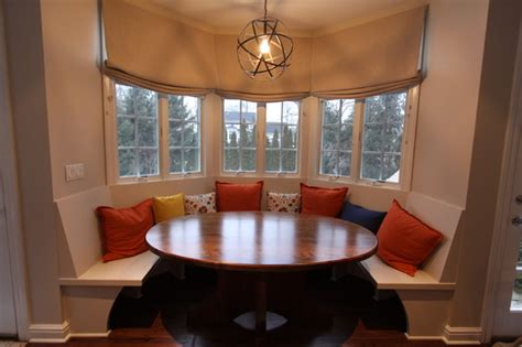how to hang a kitchen cabinet bay window seat bay window kitchen nook kitchen 8669