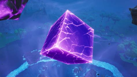 fortnites  big  game event announced pray  cube