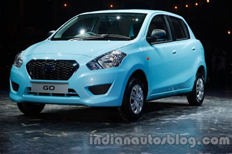 Datsun Go by Datsun Go To Hit The Indian Market In Early 2014