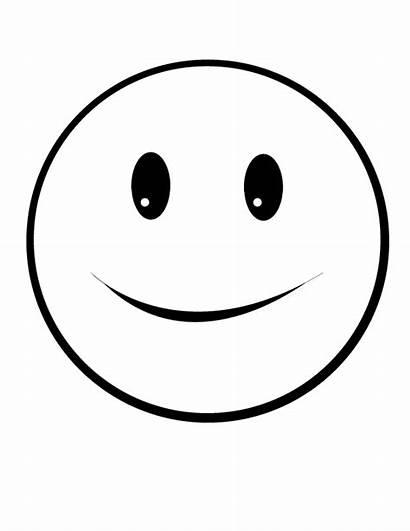 Emoji Coloring Smile Pages Targets Printable Shooting
