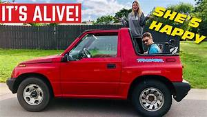 It U0026 39 S Alive  The  400 Geo Tracker Engine Rebuild Is