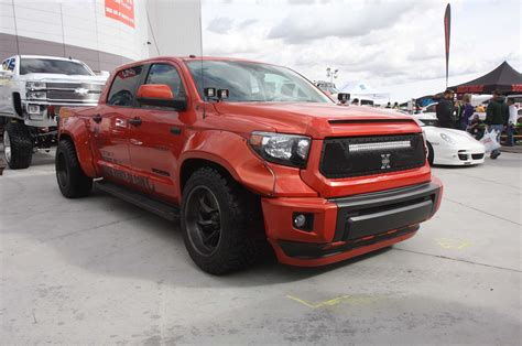 widebody tundra sema 2015 the asiatic contingent top 10 show vehicles