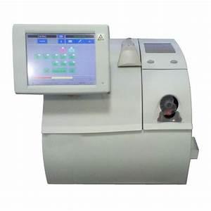Arterial Blood Gas Machine  Laboratory Use  Rs 1400000   Piece