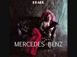 Mercedes Benz Janis Joplin : janis joplin mercedes benz full version youtube ~ Maxctalentgroup.com Avis de Voitures