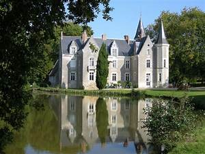 le chateau de montriou a feneu With chambres d hotes chateaux de la loire