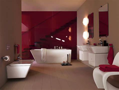 d馗oration cuisine et salle de bain décoration salle de bain framboise