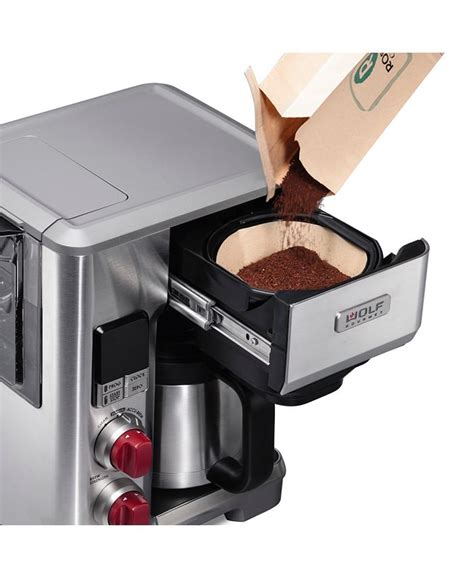 And by that, i mean choosing the best coffee maker this range of automatic drip coffee makers includes simple programming and advanced functionality. Wolf Gourmet Automatic Drip Coffee Maker & Reviews - Coffee Makers - Kitchen - Macy's