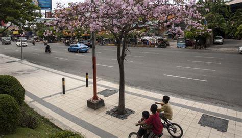 balai pemuda surabaya disulap jadi orchard road tempo