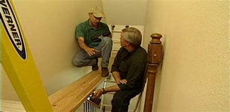 Stairwell Painting Tip   Today's Homeowner