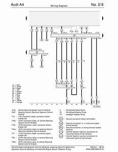 Manual Audi A4 B5 Audi A4 B5 Wiring Diagrams Schematy Page