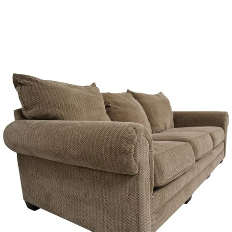 31675 gently used furniture admirable 90 three cushion sofas