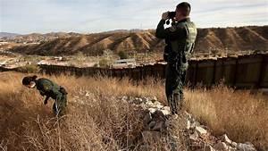 U.S. border patrol agents questioning immigration laws ...