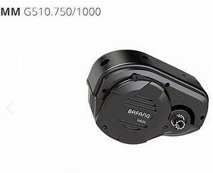 Bafang Mm G510 750  1000 750w 1000w M620 Torque Sensor Mid