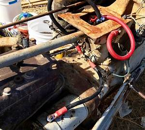 1939 Ford 9n Project  Tractor