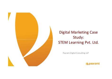 study digital marketing stem learnig digital marketing study