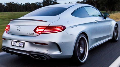 Mercedesamg C63 S Coupe 2016 Review  First Road Drive