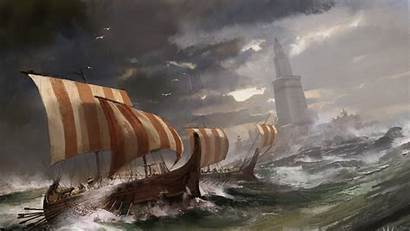 Viking Norse Wallpapers Background Lockscreen