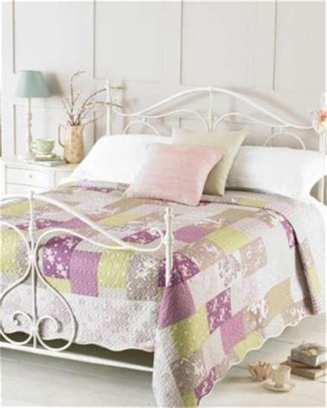 shabby chic king bedspreads shabby chic style embroidered bedspreads throws double king size quitted throw ebay