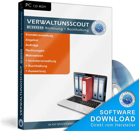 rechnungsprogramm inkl buchhaltung software fuer haendler