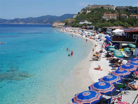 Spiaggia Le Ghiaie - spiagge elba le pi 249 spiagge di portoferraio