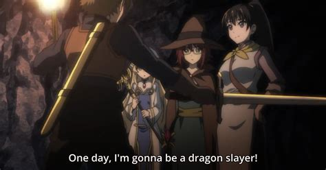 I just got done watching goblin slayer. Goblins Cave Ep 1 - Goblin Slayer Ep 1 Give Me My Light Hearted Fantasy Rpgs Back Moe Sucks ...