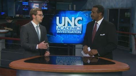 Wral Staffers Create App To Make Unc Academic Fraud