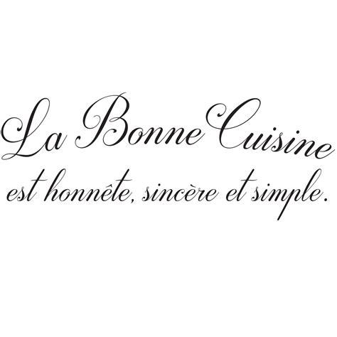 la cuisine citation sticker citation cuisine la bonne cuisine stickers citations français ambiance sticker
