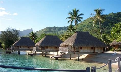 Hilton Moorea Lagoon Resort And Spa Tahiticom