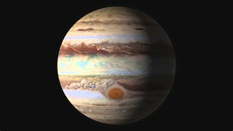 "NASA Sends Spacecraft Over ""Eye of Jupiter"" 