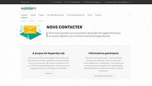 Antivirus En Ligne Kaspersky : comment contacter la marque d 39 antivirus kaspersky comment contacter ~ Medecine-chirurgie-esthetiques.com Avis de Voitures