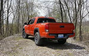 Review  2016 Toyota Tacoma Trd Off