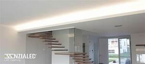 Gole luminose Led grazie all'inclinazione di 30&60 EssenzialedEssenzialed Illuminazione a led