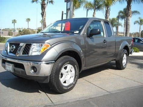 2007 Nissan Frontier Used Cars In San Diego