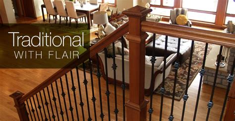 Buy Banister by Stair Parts Handrails Railing Balusters Treads