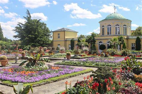 botanische gärten in deutschland botanischer garten in hannover deutschland redaktionelles foto bild blau ernstlich 74728431