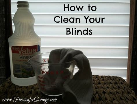 easy way to clean blinds an easy trick to make cleaning your blinds a easier