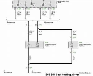 Timm U0026 39 S Bmw E63 And E64 Heated Seat Problems