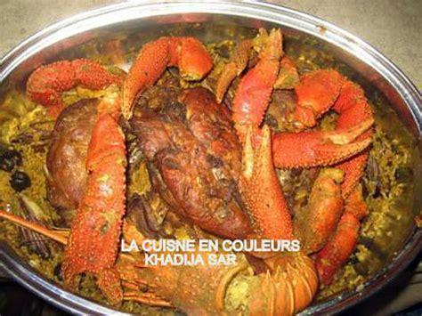 recette cuisine senegalaise recette de paella par khadyja