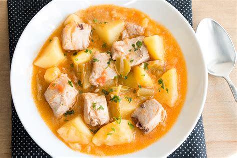 cuisine lotte recette lotte au coulis de carottes