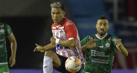 Ver en vivo Junior vs. La Calera por Copa Sudamericana hoy