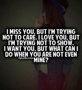 love, mine, miss, quotes - image #610234 on Favim.com