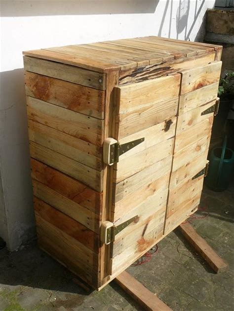 Diy Wood Pallet Dresser Ideas  Diy Craft Projects