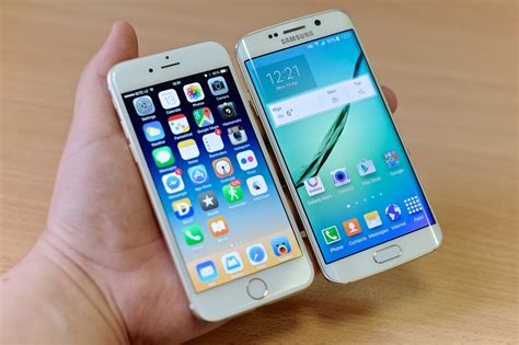 samsung galaxy s6 vs iphone 6 galaxy s6 better than iphone 6 business insider 19444
