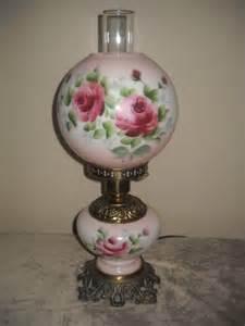 Gone with the Wind Hurricane Lamp Globe