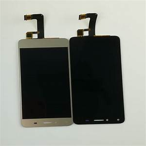 White Touch Screen Digitizer Sensor   Lcd Display Monitor