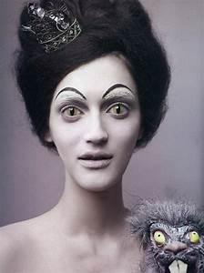 Idée Déguisement Femme : propositions originales de maquillage halloween simple ~ Dode.kayakingforconservation.com Idées de Décoration