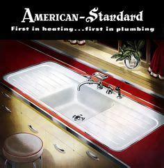 retro kitchen sinks vintage ads etc on vintage ads 1950s and pyrex 1944