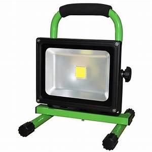 Rechargeable flood light modo lights