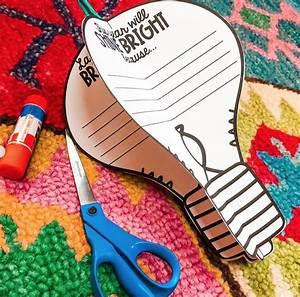 Be The Light  Craftivity